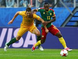 Kamerun und Australien teilen beim Confed Cup die Punkte