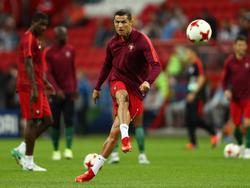 Portugals-Superstar Cristiano Ronaldo spielt nicht gegen den zukünftigen Real-Trainer