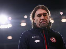 Martin Schmidt ist Trainer von Mainz 05