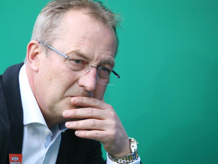 Auf Rapid-Sportdirektor Fredy Bickel wartet ein intensiver Sommer