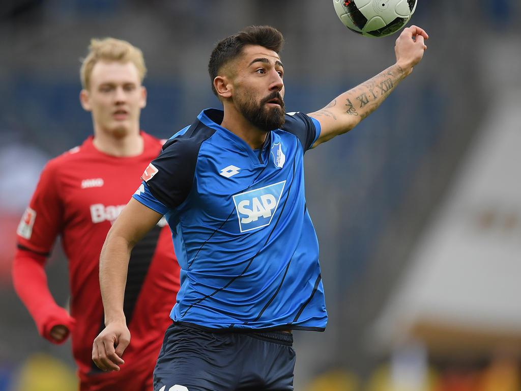 Kerem Demirbay hat sich zu seiner Zeit beim HSV geäußert
