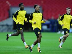 Pierre-Emerick Aubameyang hatte ein Angebot von Tottenham Hotspur