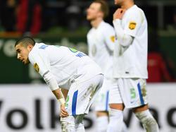 Nach der Niederlage in Bremen herrscht beim VfL Wolfsburg Frust