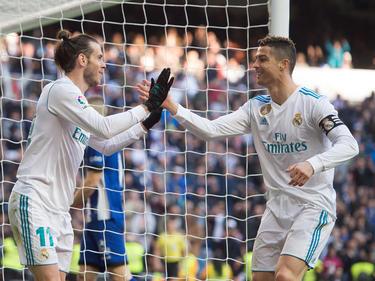 Zeigten eine starke Leistung: Gareth Bale und Cristiano Ronaldo