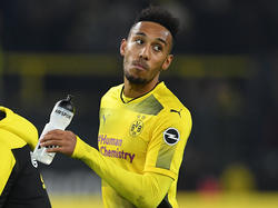 Pierre-Emerick Aubameyang wird gegen den VfB Stuttgart nicht spielen