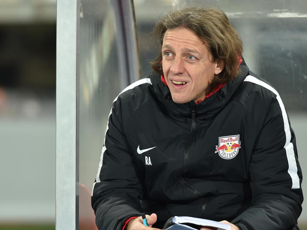 René Aufhauser möglicherweise in der Chefrolle