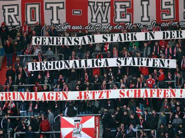 RW Erfurt muss den Gang in die vierte Liga antreten
