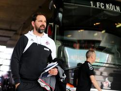 Stefan Ruthenbecks Zeit als Köln-Coach läuft ab