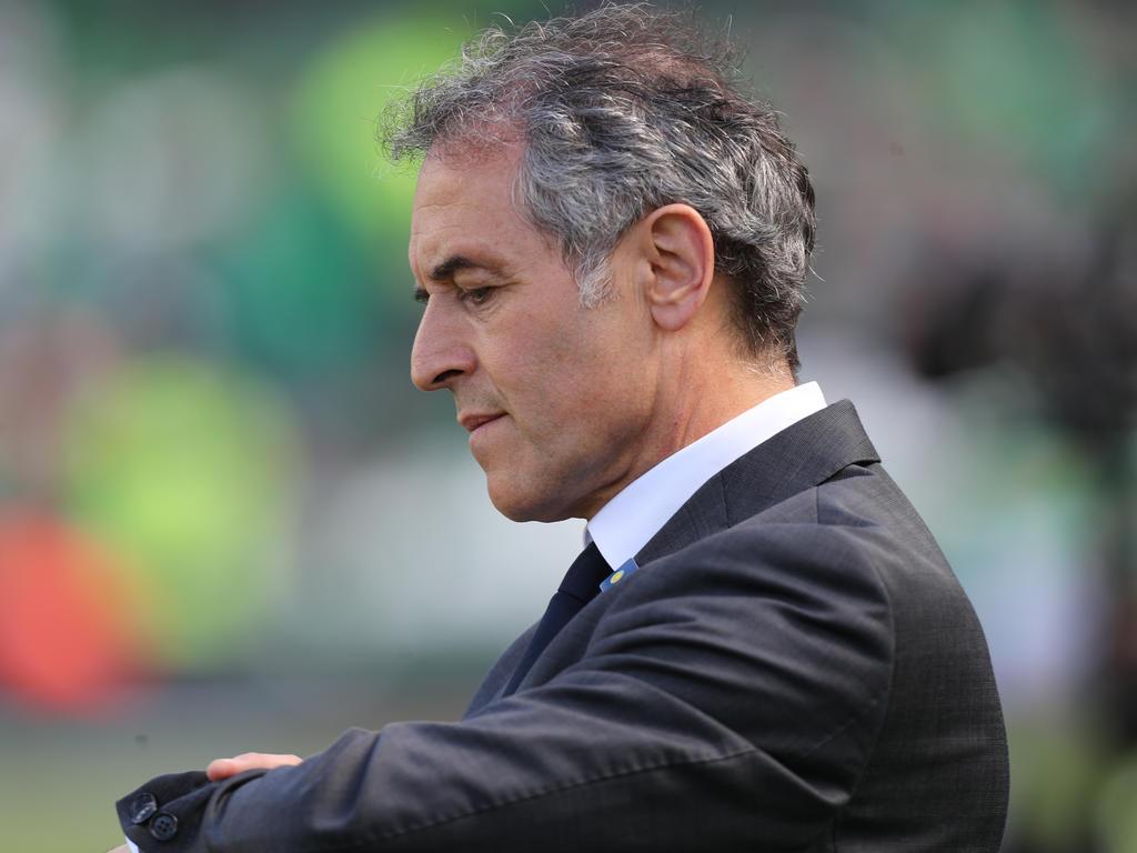 Sind die Tage von Marcel Koller als ÖFB-Teamchef endgültig gezählt?