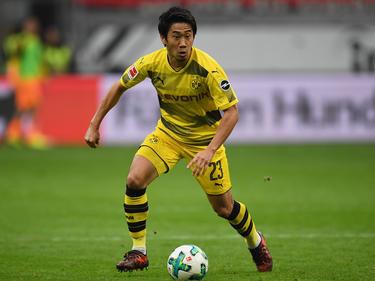 Shinji Kagawa könnte den BVB im Sommer verlassen