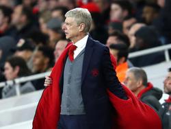 Arsène Wenger könnte sein Amt im Sommer niederlegen