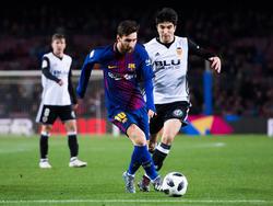 Messi será padre por tercera vez en 2018. (Foto: Getty)