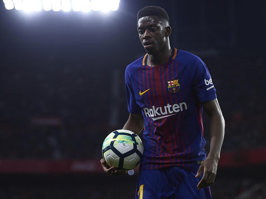 Ousmane Dembélé bringt dem BVB bald weitere fünf Millionen Euro ein