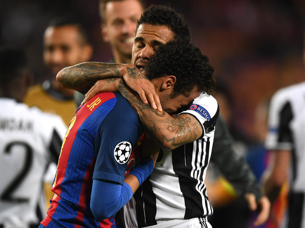 Barcelonas Star Neymar war nach dem Champions-League-Aus völlig frustriert