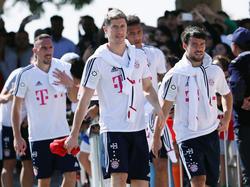 Robert Lewandowski fehlt dem FC Bayern wohl in Leverkusen