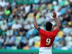 Falcao es uno de los mejores del Mónaco esta temporada. (Foto: Getty)