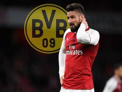 Olivier Giroud will angeblich nicht zum BVB