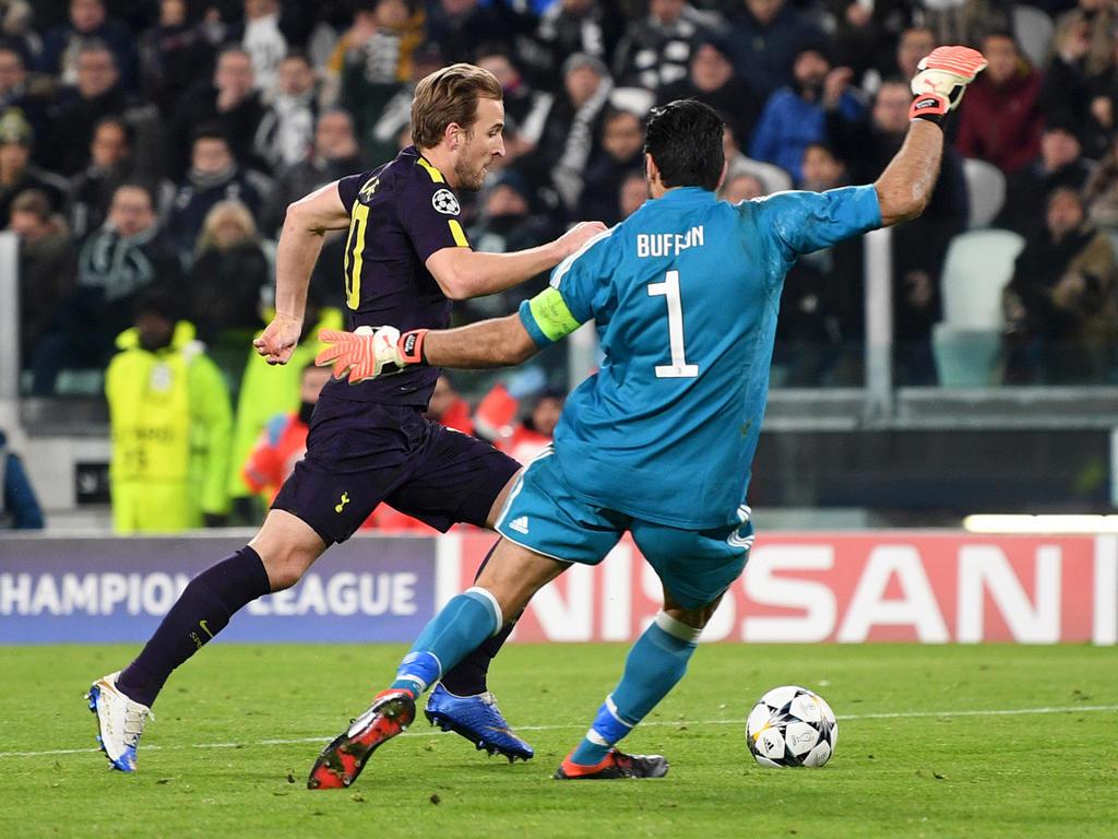 Juventus Turin und Tottenham Hotspur trennen sich 2:2