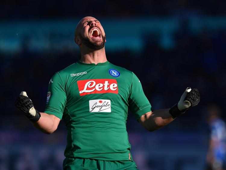 Pepe Reina steht offenbar vor einem Wechsel zum AC Mailand