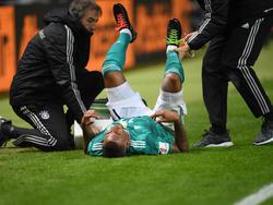 Jerome Boateng hat sich gegen Brasilien nicht schwerer verletzt