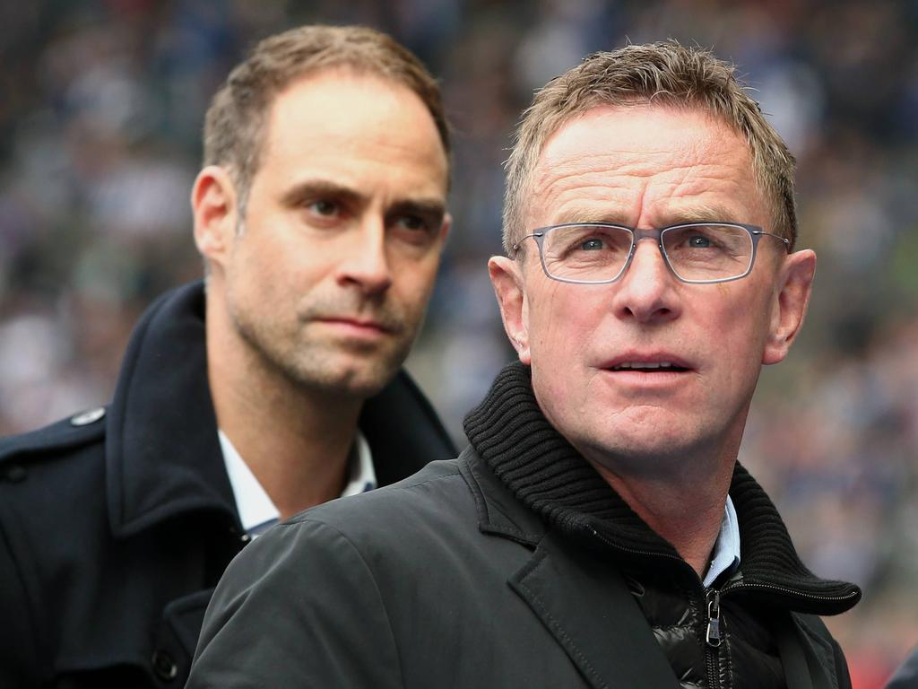 Oliver Mintzlaff und Ralf Rangnick gehen davon aus, dass RB nächste Saison in der CL antritt