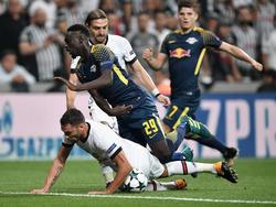 RB Leipzig verliert in in Istanbul