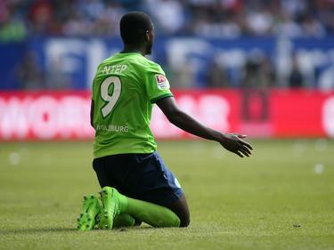 Paul-Georges Ntep könnte den VfL Wolfsburg noch im Winter verlassen