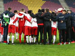 RB Salzburg steht vor einer schwierigen Prüfung