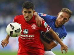 Jairo Samperio (li.) spielte drei Jahre bei Mainz 05