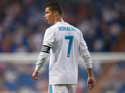 Real-Star Cristiano Ronaldo blickt der WM-Saison mit Portugal entgegen