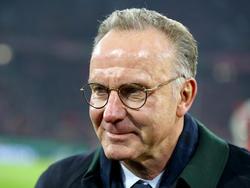 Karl-Heinz Rummenigge vom FC Bayern hat sich zur Lage der Bundesliga geäußert
