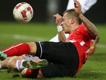 Peter Žulj im Trikot der österreichischen U21-Nationalelf