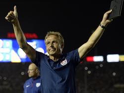 Jürgen Klinsmann steht mit den USA unter Zugzwang