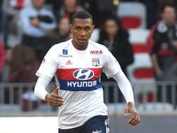 Marcelo Guedes en un duelo con el Lyon en noviembre. (Foto: Imago)