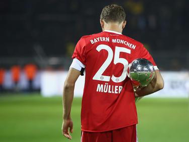 """Thomas Müller freut sich über einen """"wohltuenden"""" Sieg"""