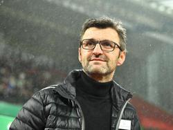 Michael Köllner träumt vom Aufstieg mit dem 1. FC Nürnberg