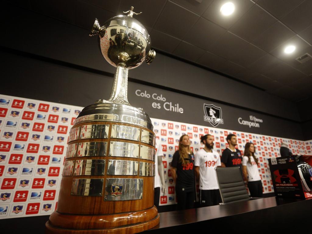 Die Copa Libertadores ist der wichtigste Vereinswettbewerb in Südamerika