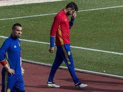 Diego Costa wird Spanien fehlen