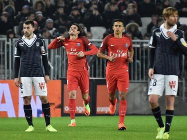 Paris Saint-Germain schlägt Girondins Bordeaux