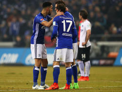 Schalke schwört sich für die Europa League ein