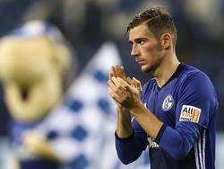 Leon Goretzka äußert sich erstmals nach seinem Wechsel zum FC Bayern