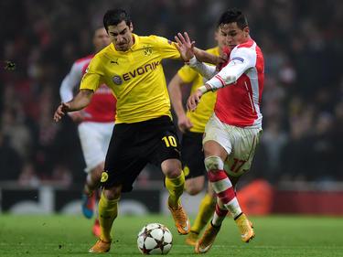 Alexis va a salir del Arsenal en pocas horas. (Foto: Getty)