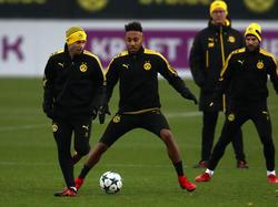 Pierre-Emerick Aubameyang flog erneut aus dem BVB-Kader