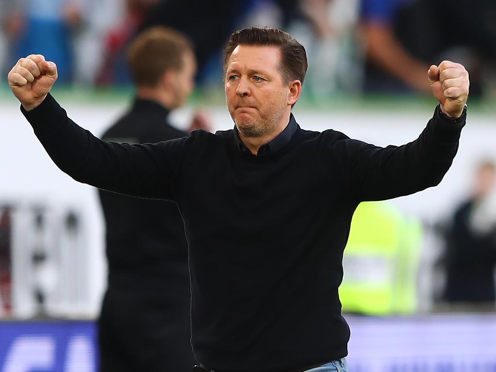 Christian Titz soll den HSV zurück in die 1. Bundesliga führen