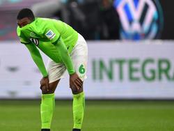 Riechedley Bazoer fehlt dem VfL Wolfsburg in der Relegation