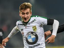 Valentin Grubeck hat einen neuen Verein gefunden