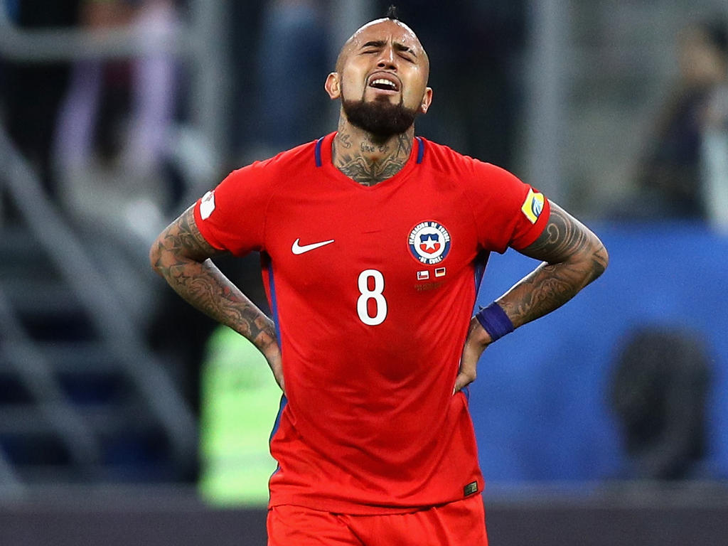 Gegen Arturo Vidal wurden schwere Vorwürfe erhoben