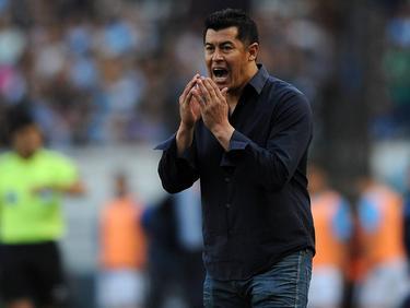 El técnico Jorge Almirón en una imagen de archivo. (Foto: Imago)