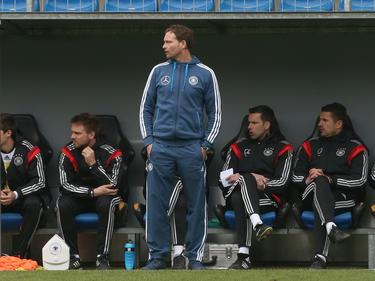 Gehören zum Favoritenkreis: Marcus Sorg (m.) und das DFB-Team