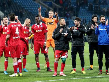Der MSV Duisburg kann vom Durchmarsch in die Bundesliga träumen